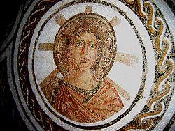 Helios 3rd century Tunisia