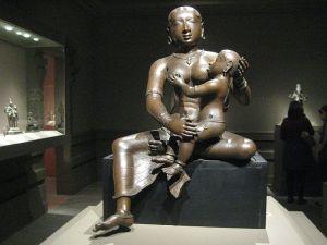 Yashoda,_with_the_Infant_Krishna