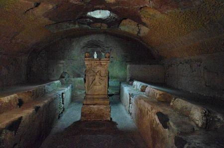 mithraeum beneath san clemente basilica in rome
