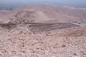 Ruins of Deir el-Medina