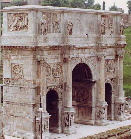 Triumphal Arch of Constantine
