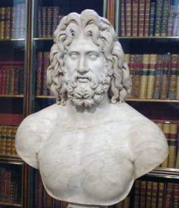 Bust_of_Zeus ,Rome 2nd century AD