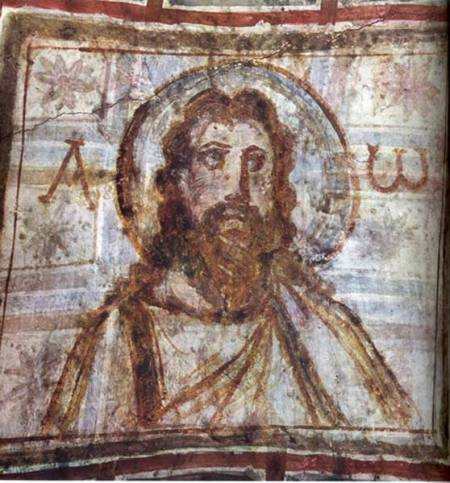 Christ with a Beard appears for the first time