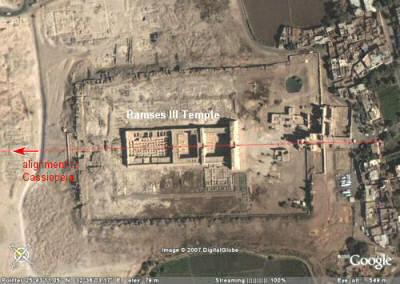 Egyptian Temple Plan