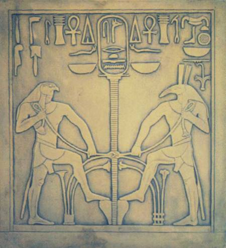 Horus and Set