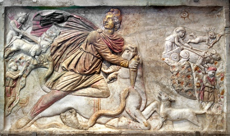 Mithras and Sol