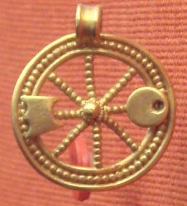 Celtic Sun Wheel