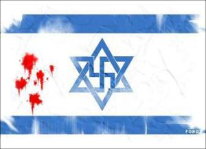 zio_nazi_flag_with_blood_55