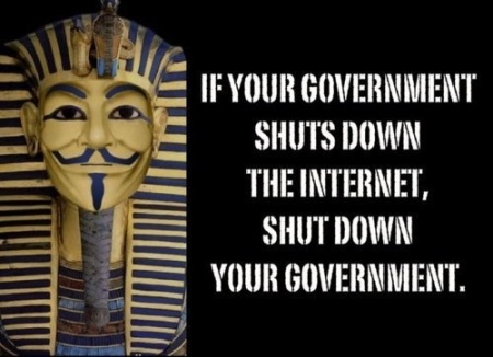 If Your Government Shuts Down the Internet, Shut Down the Government