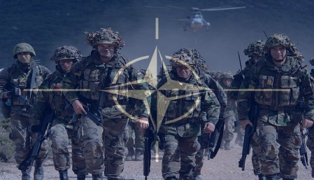 NATO We are here to help ........ourselves