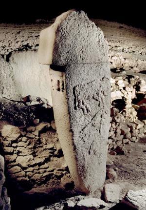 gobekli tepe standing stone circles C.9000BC