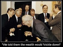 We Told Them The Wealth Would Trickle Down