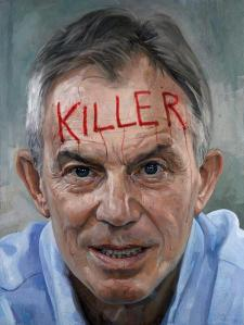 Tony Blair War Criminal and pedophile protector