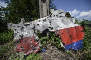 mh17 cockpit holes